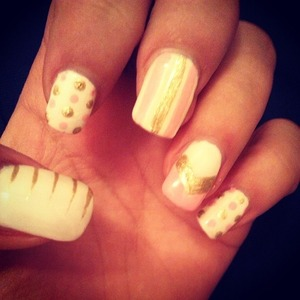 my new nails by Ada Panic