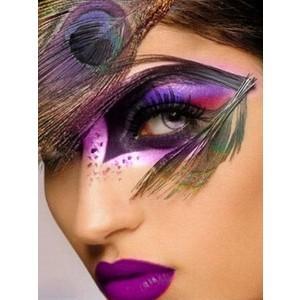 Peacock... in Purple!
