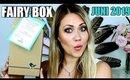 Fairy Box Juni 2019 - Sehr schöne Produkte!