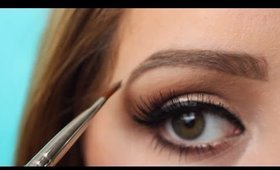 Eyebrow Routine (Anastasia Dipbrow Pomade) | Natural & Quick!