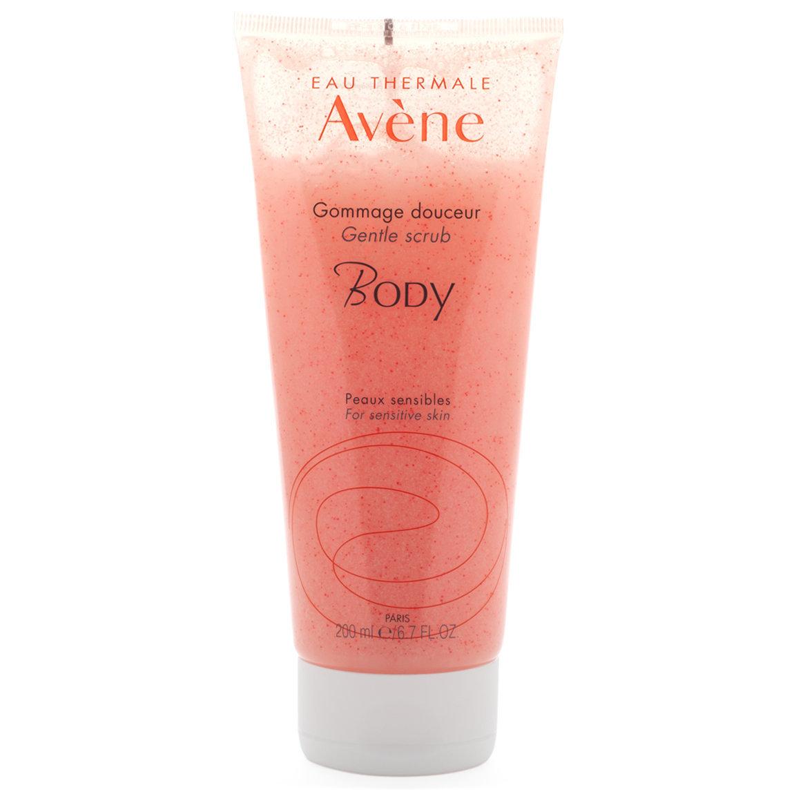 Eau Thermale Avène Gentle Scrub product swatch.
