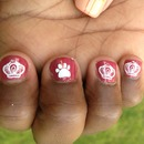 Cute kids' nails