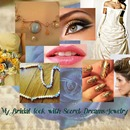 My bridal look with Secret Dreams Jewelry