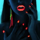 Neon Nails & Lips