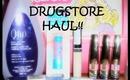 ♥ Drugstore Makeup Haul! (ft. L'Oreal Colour Caresse Wet Shine Stains) ♥