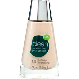 CoverGirl Clean Makeup, Sensitive Skin