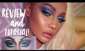 LUNAR BEAUTY MANNYMUA PALETTE REVIEW AND TUTORIAL | SONJDRADELUXE