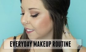 Current Makeup Routine | Summer to Fall