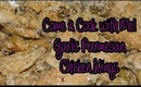 Come & Cook with Me Garlic Parmesan Chicken Wings