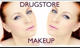 Everyday Makeup With Drugstore Products