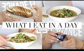 What I Eat in a Day #46 (Vegan)   JessBeautician
