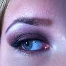 Eye makeup of the day💗