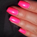 China Glaze Pink Voltage (Neon)