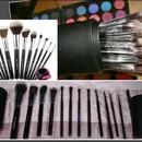 Make -Up Geek Brushes