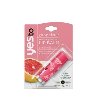 Yes to Grapefruit NATURALLY SMOOTH LIP BALM