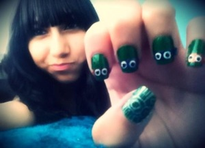 I do my nails like every other day ...