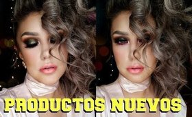 Primera impresion PRODUCTOS NUEVOS / First Impressions  PINK UP | auroramakeup