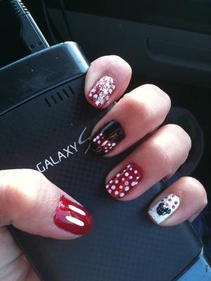 My Disneyland Nails