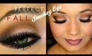 Perfect Fall Smokey Eye= Creme De Couture