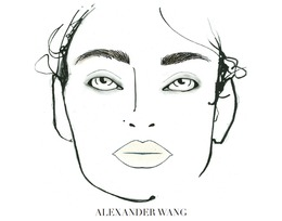 New York Fashion Week, Fall 2011: MAC at Alexander Wang