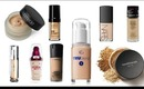 THE BEST FOUNDATIONS 2012 - FROM DRUG STORE TO HIGH END!