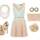 Pastels and Bows