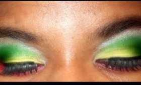 Makeup Looks 2009-2010