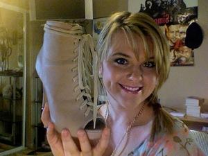 Favorite heel from Charlotte Russe