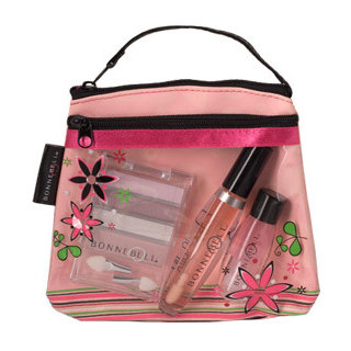 Bonnebell Pretty Pinks Cosmetics Bag