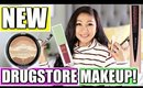 DRUGSTORE MAKEUP HAUL + REVIEW| Flower Beauty, Maybelline, Pixi