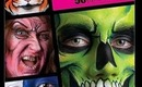 Wolfe`s Extreme Facepainting Book Review