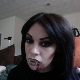 halloween vampire!