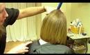 Layered Bob Haircut with Texture: Hair Tutorial