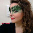 green forest fairy