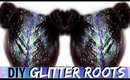 DIY: GLITTER ROOTS HAIR TUTORIAL | DAY 4 #SHAEMAS