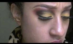 144 ELF Palette Makeup Tutorial