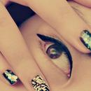 Skulls and glitter~