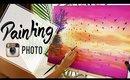 DIY Instagram Acrylic Painting  | ANNEORSHINE