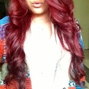 Red hair ❤💋