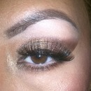 Brown cat eye.