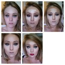 my step by step contour
