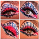 Spider-Man look