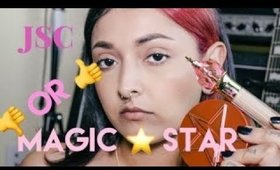 JEFFREE STAR l MAGIC STAR CONCEALER & SETTING POWDER  *FIRST IMPRESSIONS*