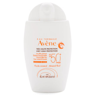 Eau Thermale Avène Mineral Sunscreen Fluid SPF 50+