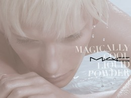 MAC Magically Cool Liquid Powder