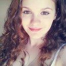 Curly Hair Autumn Look ??????