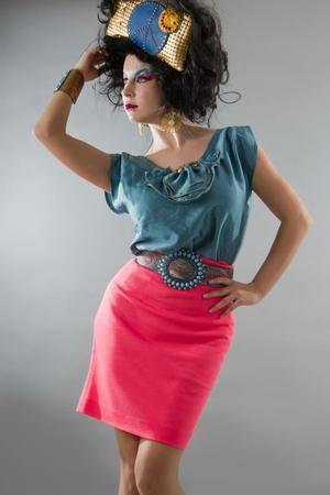 Model: Oxana Heyward  Fashion Designer: Oxana Eremina  MUA's : Beauty Rush Studio ( Nelly Chanel)  Hair: Beauty Rush Studio (Nelly Chanel)  Photograher: Shawna Beck Photography