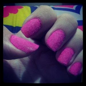 Plush nails (=