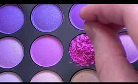 How to: Mend Broken Eyeshadows