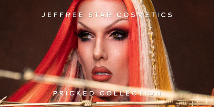 Shop the Jeffree Star Cosmetics Pricked Collection on Beautylish.com